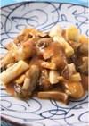 牡蠣(かき)のピリ辛味噌炒め