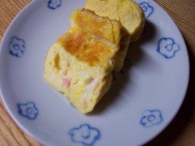 甘酢しょうが入り卵焼き