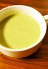 身体に優しいほうれん草のポタージュスープ