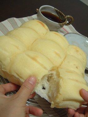 ヨーグルトのちぎりパン