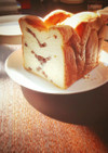 ♯食パン#甘納豆♯朝ごはん♯ふかふか