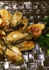 【旨み濃厚】無水牡蠣のバターソテー♪