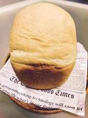 HBで簡単!甘酒でつくる玄米粉パンの写真