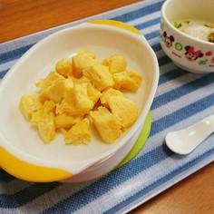 【離乳食】掴み食べフレンチトースト