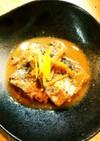 鯖の水煮缶を鯖の味噌煮にリメイク