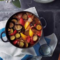 ごろごろ野菜のトマトスープ