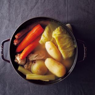 鶏肉と野菜のポトフ