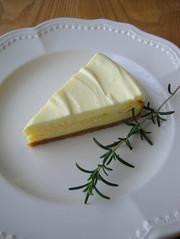 チーズケーキ、まるたや風の写真