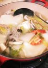 海鮮柚子生姜鍋★