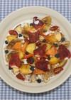 簡単食品乾燥機で手作りフルーツグラノーラ