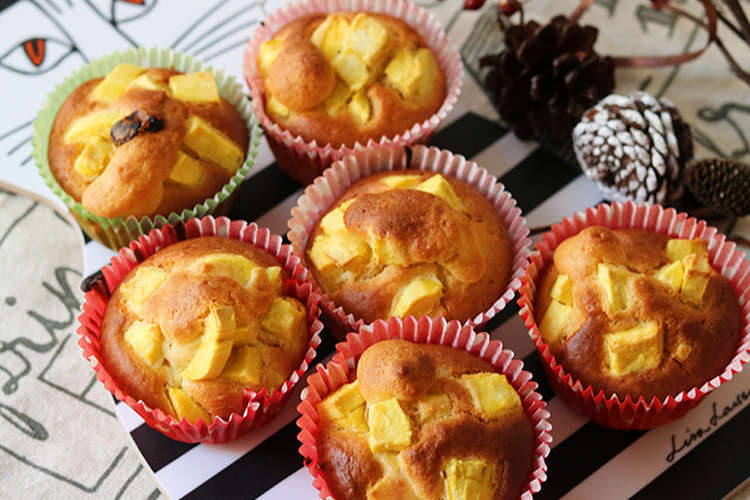 ホット ケーキ ミックス カップ ケーキ