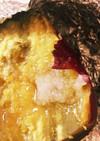 バター代用!焼き芋に塩ココナッツオイル!