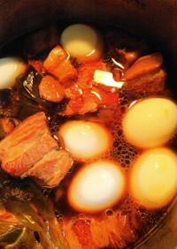 豚の角煮 簡単
