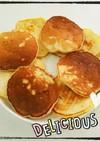 簡単離乳食★卵なし!パンケーキ