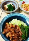調味料2つの簡単豚生姜焼き