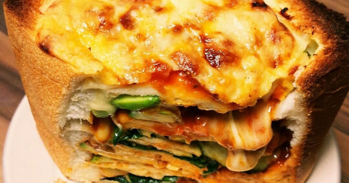 ラザニア 食パンのレシピ 23品 [クックパッド] 簡単おいしいみんなのレシピが254万品