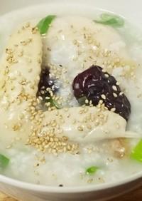 シャトルシェフで作る手羽先の簡単☆参鶏湯