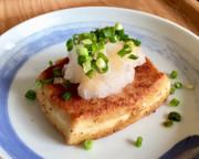 簡単節約☆高野豆腐のステーキの写真