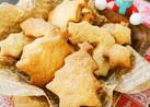 クリスマス☆シナモンジンジャークッキー。