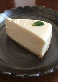 濃厚 レアチーズケーキ