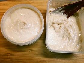 ペースト状の塩麹