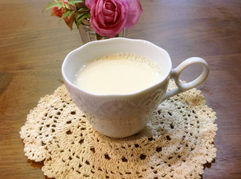 甘酒+豆乳