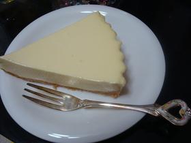 ふんわりレアチーズケーキ