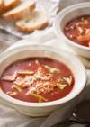 忙しい朝に!レンチンなのに絶品野菜スープ
