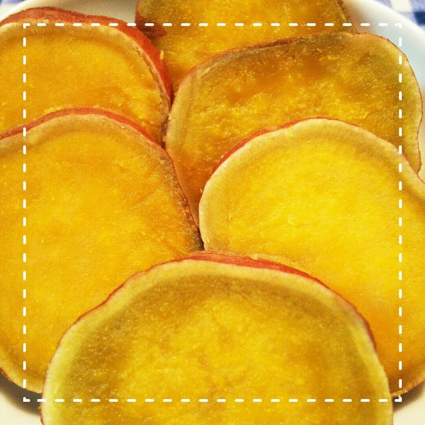 オーブンだけで簡単!安納芋のやきいも