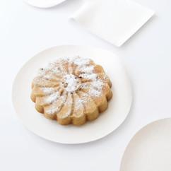 抹茶甘納豆ケーキ