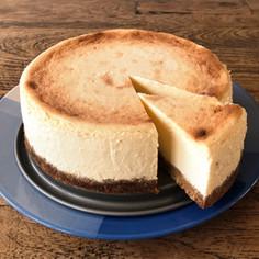 ドイツで♪濃厚クリーミーNYチーズケーキ