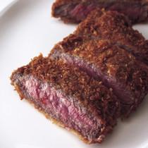 牛肉のコートレット