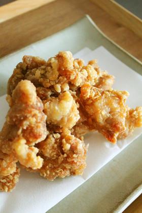 簡単でおいしい鶏のからあげ