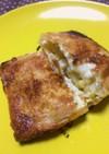 【簡単】さくさくお揚げのコーンチーズ焼き