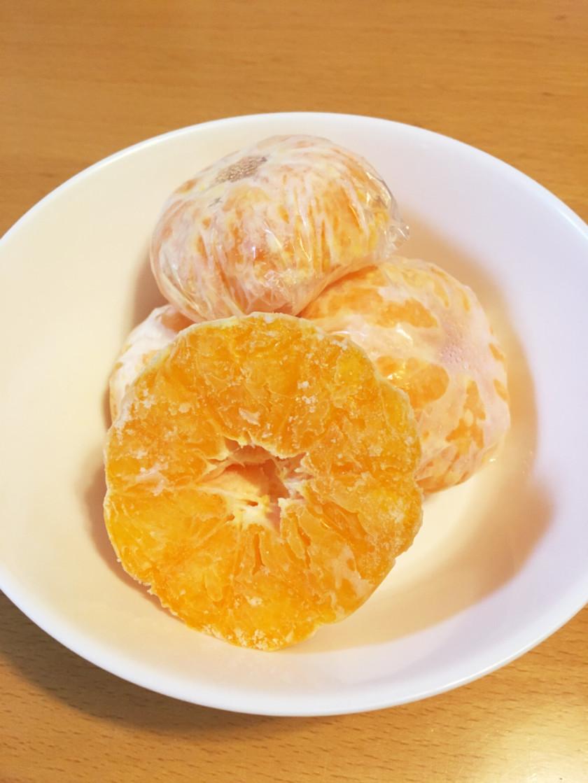【みかん大量消費】よ式冷凍みかんの作り方