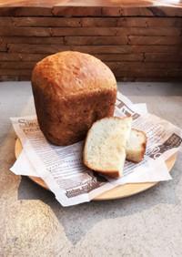 HBで簡単♡食感が楽しいココナッツ食パン