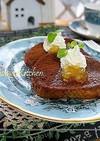『ヌテラ』でショコラフレンチトースト