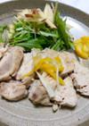 炊飯器で簡単◎鶏胸肉チャーシュー
