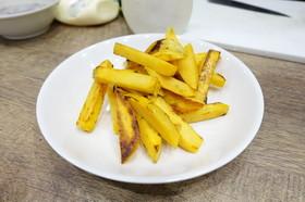 安納芋のバター焼き