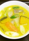 ☆温まる☆南瓜のクリーミー粕汁