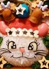 ★クリスマス★マリーちゃん★キャラ弁★