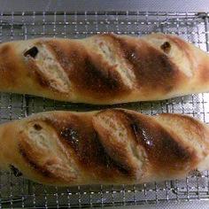 梅の実自家製酵母パン