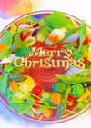ユリ根と芽キャベツのクリスマスサラダ