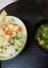親子丼(血管ダイエット食1034)