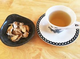 薫の黒にんにく皮茶