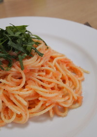 お店より美味しい?絶品たらこスパゲッティ