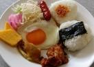 朝ご飯5分ワンプレート☝簡単朝食メニュー