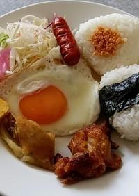 朝ご飯5分ワンプレート♥簡単朝食メニュー