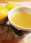 風邪を吹き飛ばせ!ホットレモンジンジャー
