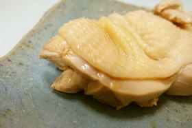 しっとり茹で鶏で色々アレンジ★作り置き